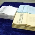 集まった署名 4,800筆