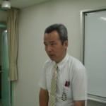 藤田副委員長の挨拶