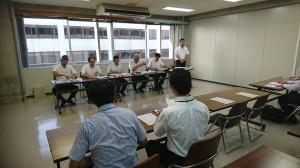 H30東部教育事務所交渉